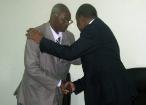 Secrétariat général du gouvernement : Baba Diémé succède à Yacouba Barry