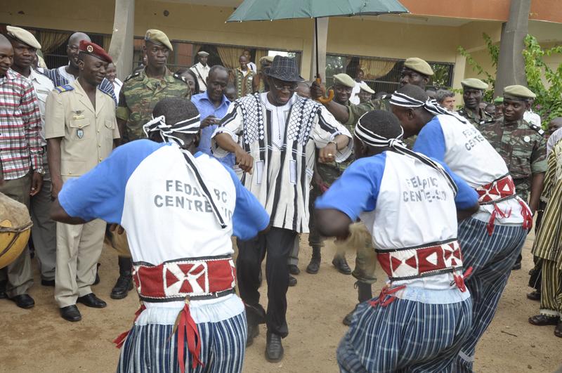 Les corps constitués de la région du Centre-Sud exposent leurs préoccupations au chef du gouvernement