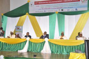 11ème rencontre gouvernement-secteur privé : Les deux acteurs échangent sur le dispositif mis en place par le partenariat public /privé