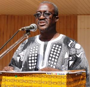 DG RTB Ouedraogo Soulemane