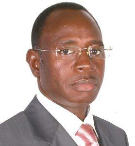 Clement P. SAWADOGO, ministre de la Fonction publique, du travail et de la Sécurité sociale