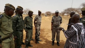 Commissariat de Police de District (CPD) de Baraboulé6