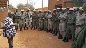 Direction Provinciale de la Police Nationale du Soum à Djibo3