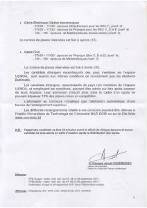 Test d'entrée UFR-ST de l'Université Nazi Boni_005